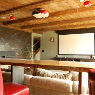 Mid-Century Modern Washougal Home