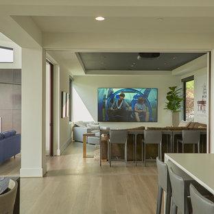 Modern Custom Living Area