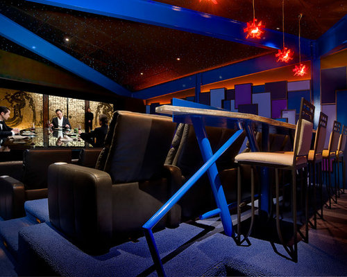 Theater Seating Ideas, Pictures, Remodel And Decor