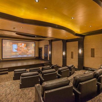 Mountain Modern at The Colony - Theater