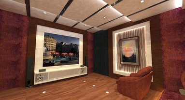 Best 15 Home Automation & Home Theatre Design Professionals
