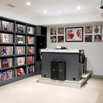 Music/DJ Room