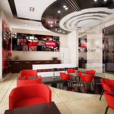 Modern Home Theater Nescafe