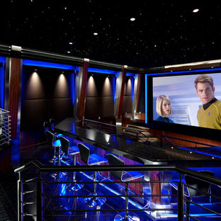 Nightclub Lounge Custom Theatre
