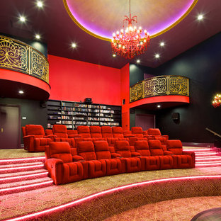 North San Diego County Theater & Game Room