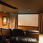 3 Tier Home Theaters Traditional Home Theater