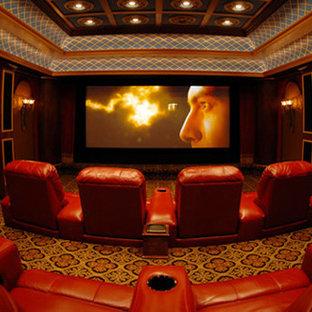 NYC Custom Home Theater