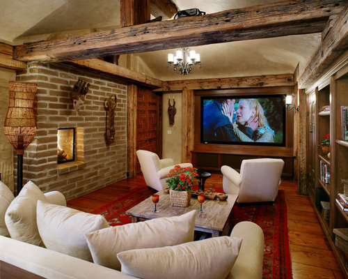 Basement tv room home design ideas pictures remodel and for Tv position in living room