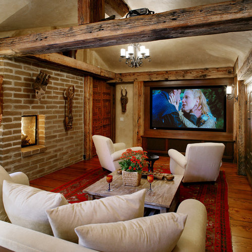 Home Theater Designs Furniture And Decorating Ideas Http: Basement Tv Room