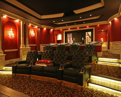 eclectic home theater design ideas remodels amp photos houzz office eclectic home office atlanta by design