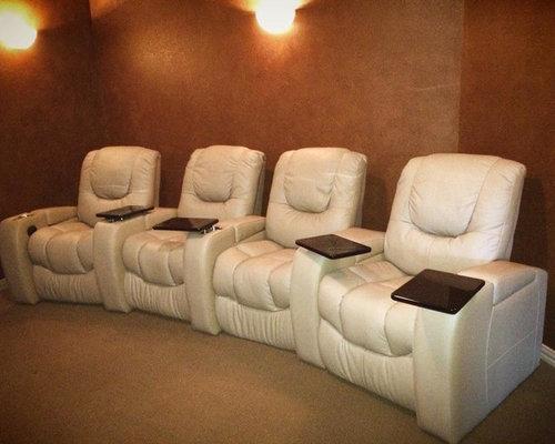 . Dallas  TX  Custom Home Theater Seating  Palliser