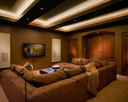 ... Sectional Sofa Mocha. SaveEmail : home theater sectional sofas - Sectionals, Sofas & Couches