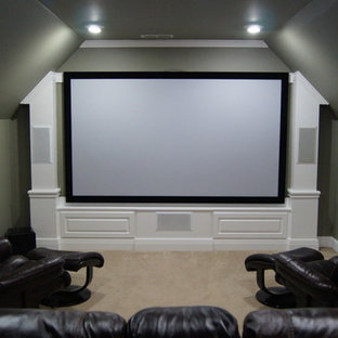 75 Most Popular Small Home Theater Design Ideas For 2018 Stylish