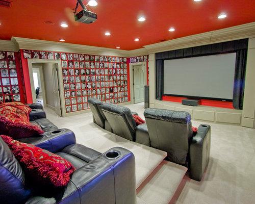 Home Movie Theater IdeasHome Movie Theater Ideas   Houzz. In Home Movie Theater Ideas. Home Design Ideas