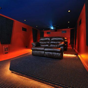 Private cozy cinema