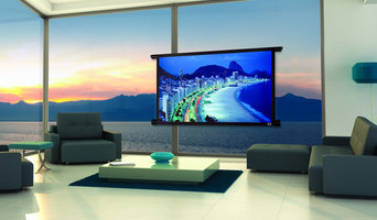 Projector Screens, Mirror TV's & Creative TV Mounts