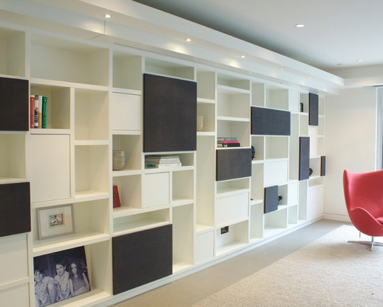 Theater Wall Unit   Houzz