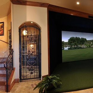 Recent Home Golf Simulator Projects