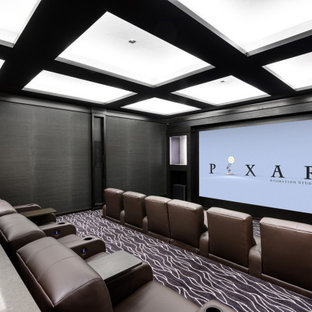 75 Beautiful Home Theater Pictures Ideas September 2020 Houzz