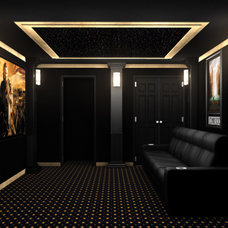 Traditional Home Theater by Presinium Technologies
