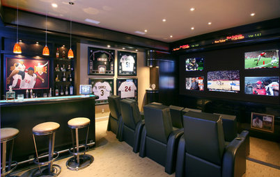 6 Must-Haves for the Ultimate Man Cave