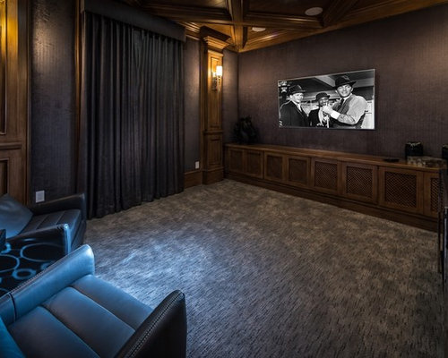 traditional los angeles home theater design ideas 186 transitional los angeles home theater design ideas