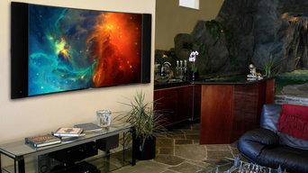 Sound Hut Smart Home Theater