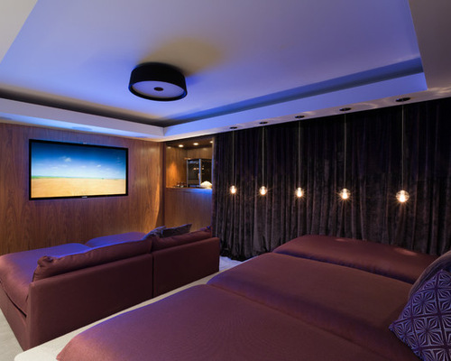 Home Theatre Lighting Houzz