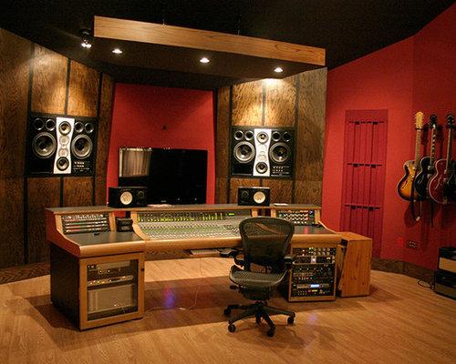 recording studio home design ideas pictures remodel and decor