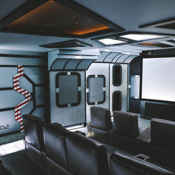 Star Wars Themed Theater
