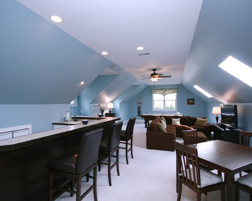 Bonus Room Above Garage | Houzz