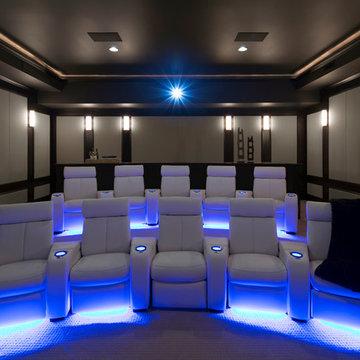 Stillwater Home theater