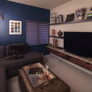 Small Media Room Houzz