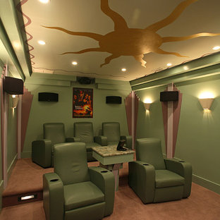 Transitional home theatre in Other.