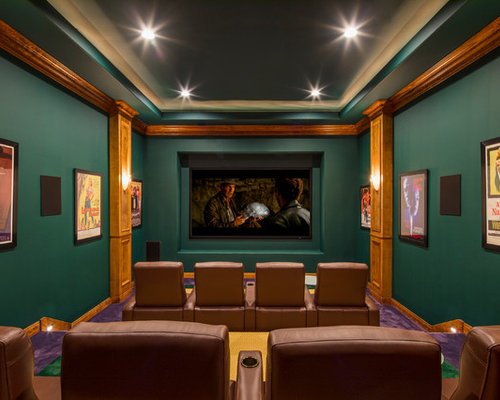 Best Home Theater Design Ideas  Remodel Pictures  Houzz