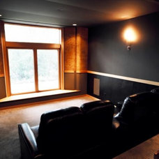 Home Theater by Streamline Integration, Inc.