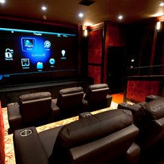ultra custom design group - Home Theater Design Group