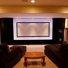 media room by Brian Richards