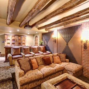 Theaters/ media rooms with a twist!