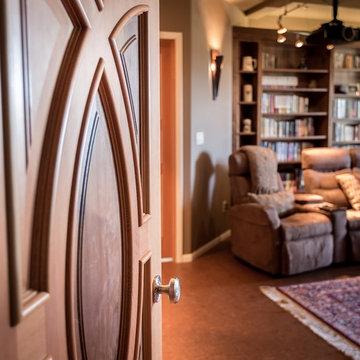 Timberhill Residence Renovation