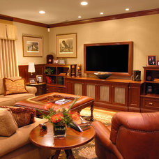 Traditional Home Theater Traditional Home Theater