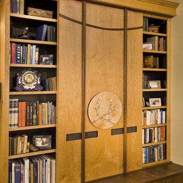 Truckee Remodel - Interior Woodwork Design/Build Project