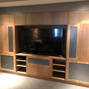 TV Built In Wall Units