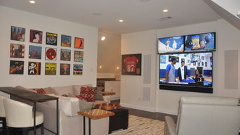 Ultimate Media Space (sports, music, movies and a DJ's dream)