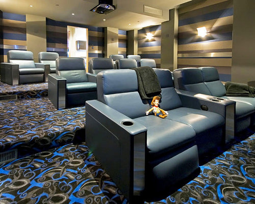 Theater Carpet Home Design Ideas Pictures Remodel And Decor
