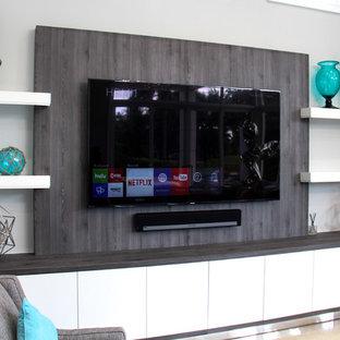 Home Theater   Modern Home Theater Idea In Miami