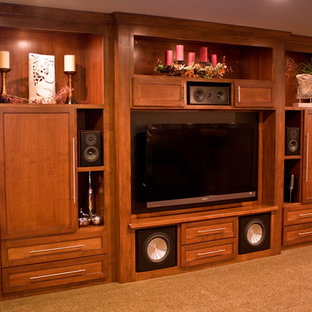 Woodland Park Home Theater