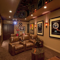 Traditional Home Theater yafit