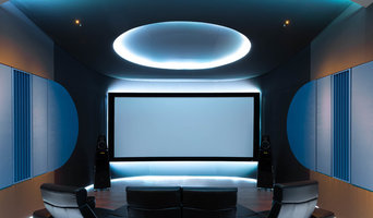Ellipse - Home cinema room