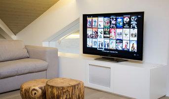 Sistema Integrato Audio Video Multiroom